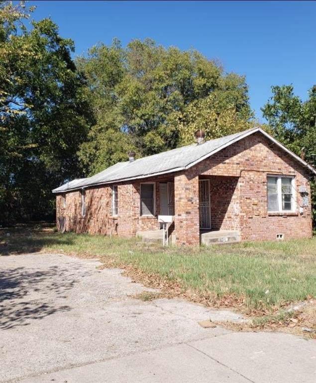 1732 Dillard Street, Fort Worth, TX 76105 (MLS #14200231) :: All Cities Realty