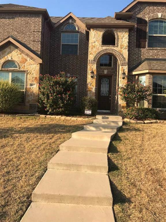 107 Crystal Creek Drive, Red Oak, TX 75154 (MLS #14200650) :: The Rhodes Team