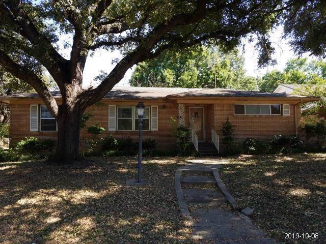 4933 S Ridge Terrace, Fort Worth, TX 76133 (MLS #14202262) :: Real Estate By Design