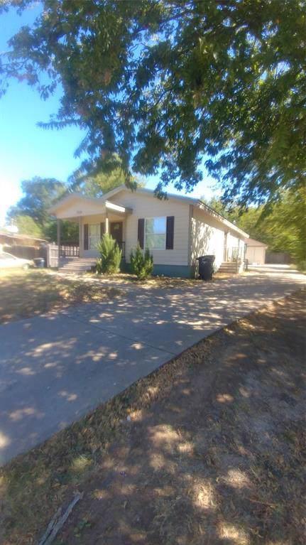 3014 Refugio Avenue, Fort Worth, TX 76106 (MLS #14202564) :: Lynn Wilson with Keller Williams DFW/Southlake