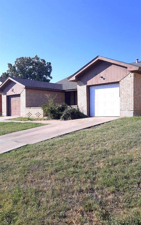 564 Scotland Court, Abilene, TX 79601 (MLS #14203173) :: The Good Home Team