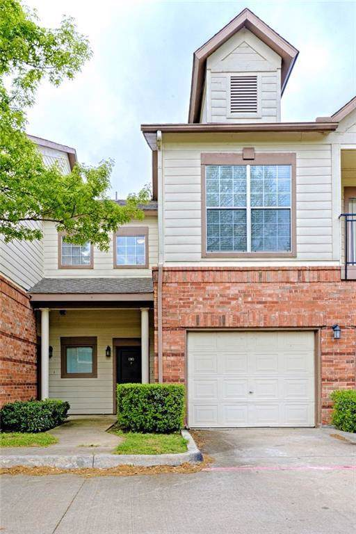 2524 Preston Road #106, Plano, TX 75093 (MLS #14204197) :: The Hornburg Real Estate Group