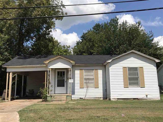 2625 E Price Street, Paris, TX 75460 (MLS #14204404) :: Lynn Wilson with Keller Williams DFW/Southlake