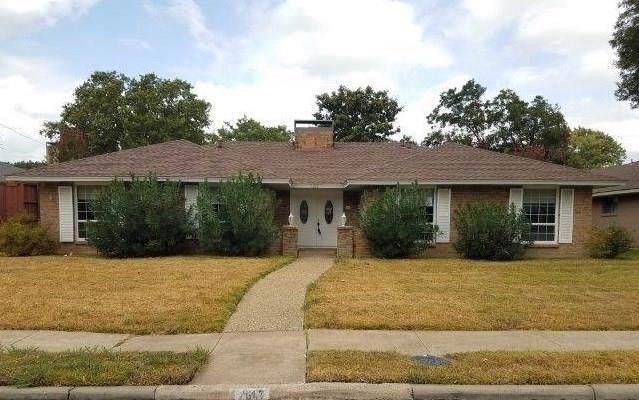7847 La Manga Drive, Dallas, TX 75248 (MLS #14204519) :: The Good Home Team