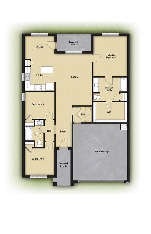 3005 Watercrest Drive, Sanger, TX 76266 (MLS #14204719) :: Trinity Premier Properties