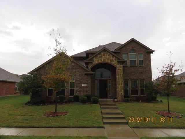 1004 Lincoln Drive, Royse City, TX 75189 (MLS #14204801) :: Kimberly Davis & Associates