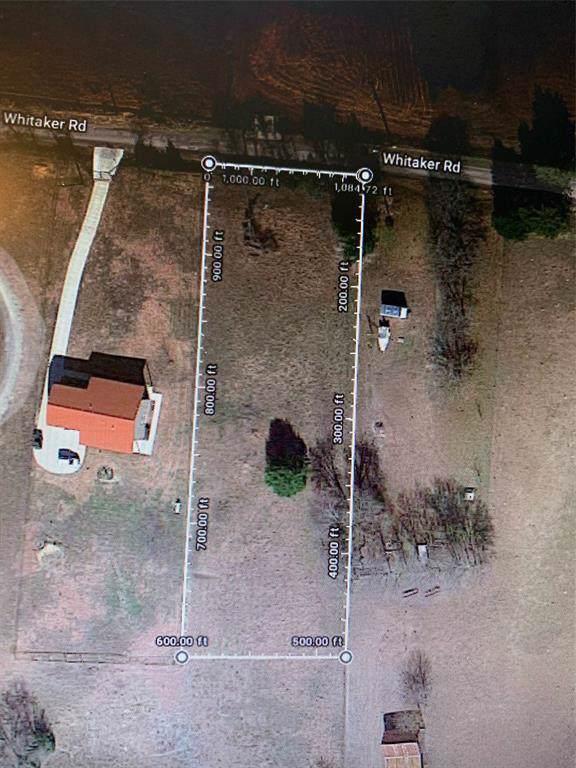 1372 Whitaker Road, Van Alstyne, TX 75495 (MLS #14205157) :: All Cities Realty