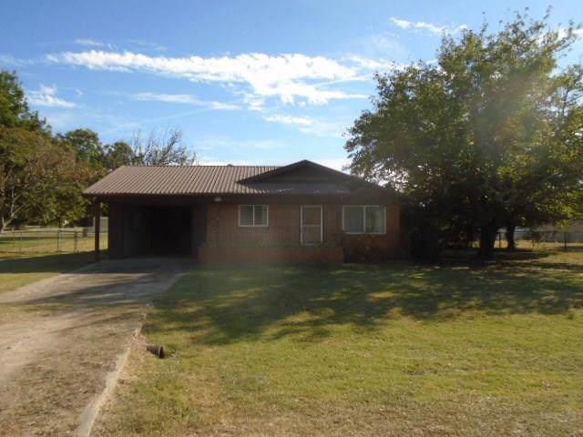 116 Tom Bryant Street, Cross Plains, TX 76443 (MLS #14205649) :: The Chad Smith Team