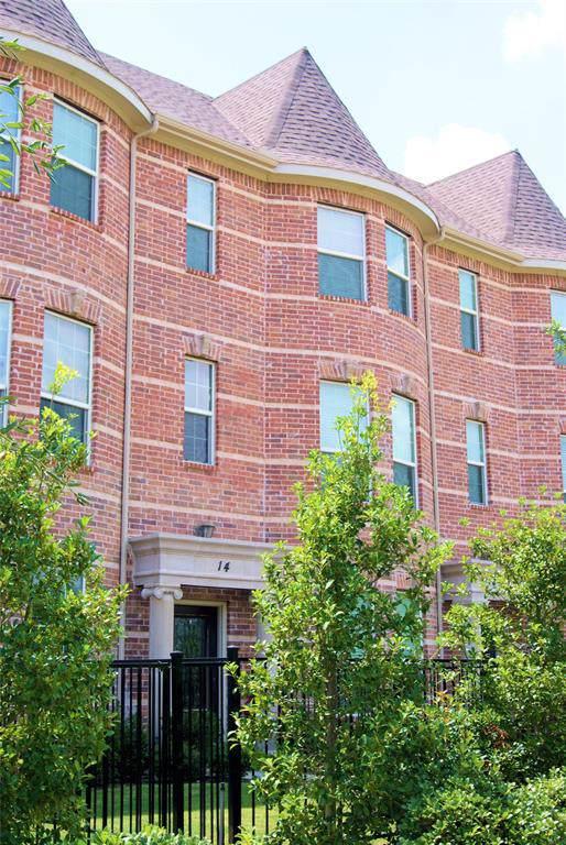 2500 Rockbrook Drive 1C-14, Lewisville, TX 75067 (MLS #14206427) :: The Hornburg Real Estate Group