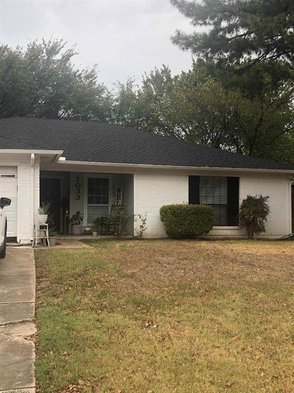 1033 Almond Drive, Mansfield, TX 76063 (MLS #14206584) :: The Hornburg Real Estate Group