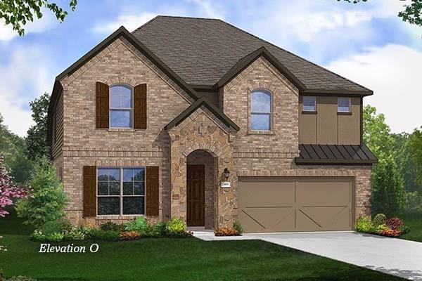 452 Windy Knoll Road, Fort Worth, TX 76028 (MLS #14207852) :: Baldree Home Team