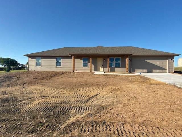 245 Latham Lane, New Fairview, TX 76078 (MLS #14207999) :: The Hornburg Real Estate Group