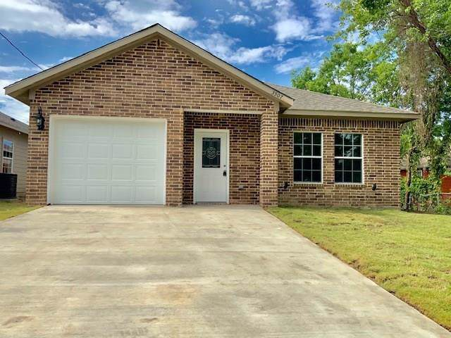 1213 Sayle Street, Greenville, TX 75401 (MLS #14208033) :: All Cities Realty