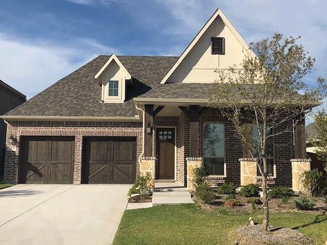 2428 Chapel Oaks Drive, Mckinney, TX 75071 (MLS #14208435) :: Tenesha Lusk Realty Group