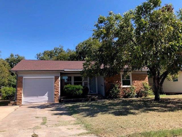 425 Fannin Street, Abilene, TX 79603 (MLS #14208495) :: The Tierny Jordan Network