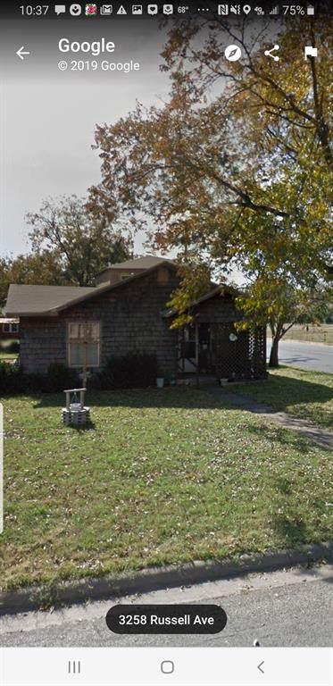 3257 Russell Avenue, Abilene, TX 79605 (MLS #14210989) :: Century 21 Judge Fite Company