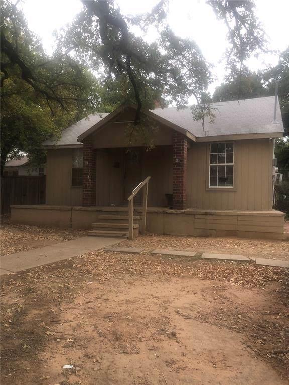 917 Kerley Street, Denton, TX 76205 (MLS #14211135) :: Lynn Wilson with Keller Williams DFW/Southlake