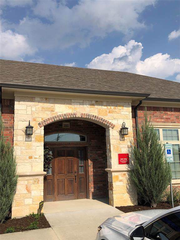 8951 Collin Mckinney Parkway #103, Mckinney, TX 75070 (MLS #14211502) :: The Real Estate Station
