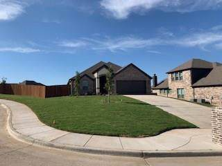 3012 Ridgemont Court, Weatherford, TX 76086 (MLS #14211594) :: RE/MAX Town & Country