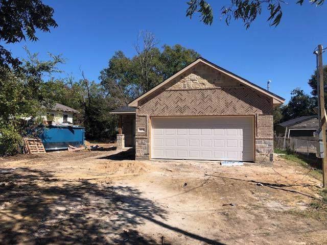 1239 E Woodin Boulevard, Dallas, TX 75216 (MLS #14211647) :: Lynn Wilson with Keller Williams DFW/Southlake