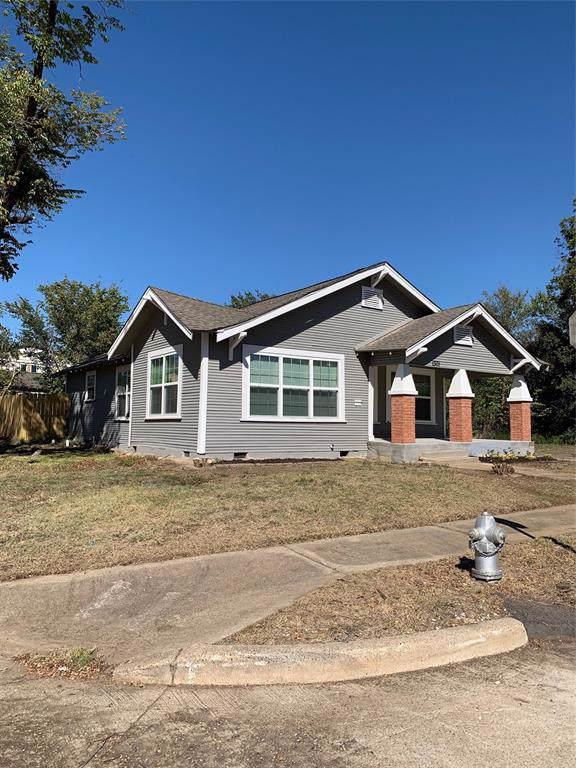 1301 Verbena Street, Fort Worth, TX 76104 (MLS #14211722) :: RE/MAX Landmark