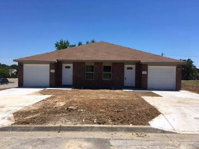 7327 S Colonial Drive, Forest Hill, TX 76140 (MLS #14212036) :: Robinson Clay Team