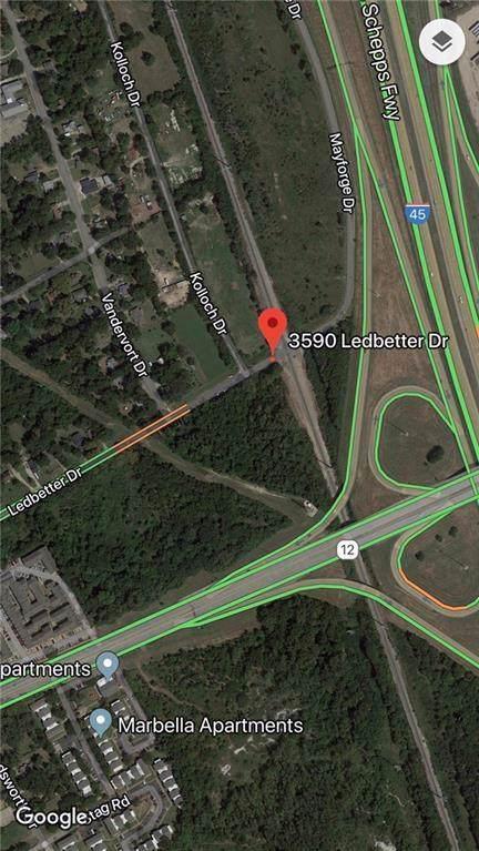 3590 S Ledbetter Drive, Dallas, TX 75236 (MLS #14212348) :: Dwell Residential Realty