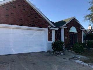 1104 Timberview Drive, Hutchins, TX 75141 (MLS #14212503) :: Lynn Wilson with Keller Williams DFW/Southlake