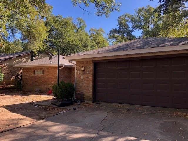 2116 Bainwood Trail, Arlington, TX 76015 (MLS #14213103) :: Tenesha Lusk Realty Group