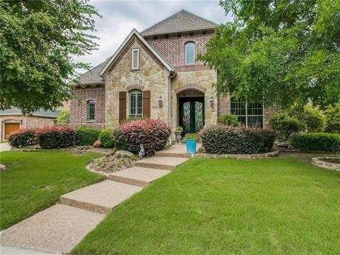 5070 Shoreline Drive, Frisco, TX 75034 (MLS #14215377) :: RE/MAX Town & Country