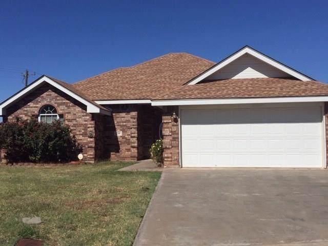 1210 Tulane Drive, Abilene, TX 79602 (MLS #14215657) :: The Chad Smith Team
