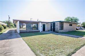 1311 Hickory Street, Abilene, TX 79601 (MLS #14218113) :: The Kimberly Davis Group