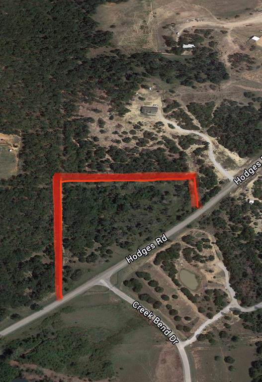1600 Hodges Road, Poolville, TX 76487 (MLS #14219547) :: NewHomePrograms.com LLC