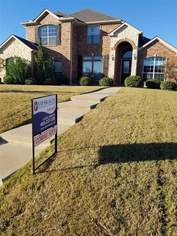 1516 Desert Hills Drive, Fort Worth, TX 76052 (MLS #14219939) :: Baldree Home Team