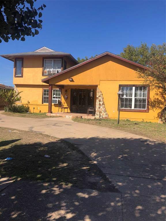 917 Ryan Road, Dallas, TX 75224 (MLS #14220259) :: Lynn Wilson with Keller Williams DFW/Southlake