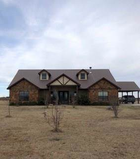 1873 County Road 438, Lindsay, TX 76250 (MLS #14220352) :: Trinity Premier Properties