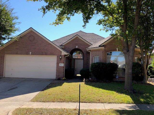 5101 Lake Crest Drive, Mckinney, TX 75071 (MLS #14220390) :: RE/MAX Town & Country