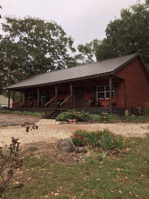 120 Terry Lane, Streetman, TX 75859 (MLS #14220727) :: All Cities Realty
