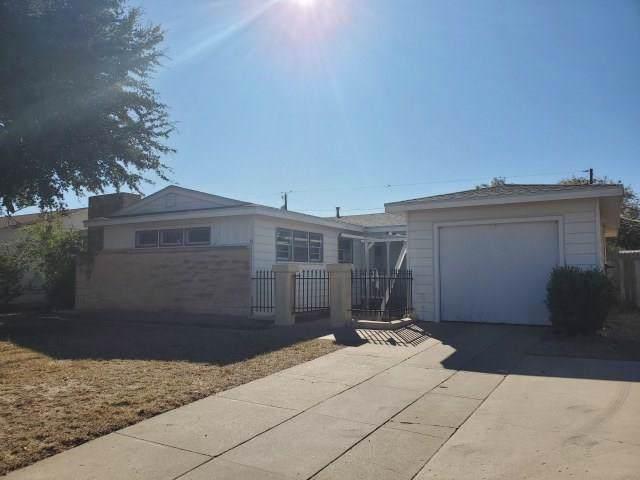 423 Westover Road, Big Spring, TX 79720 (MLS #14220938) :: The Mauelshagen Group
