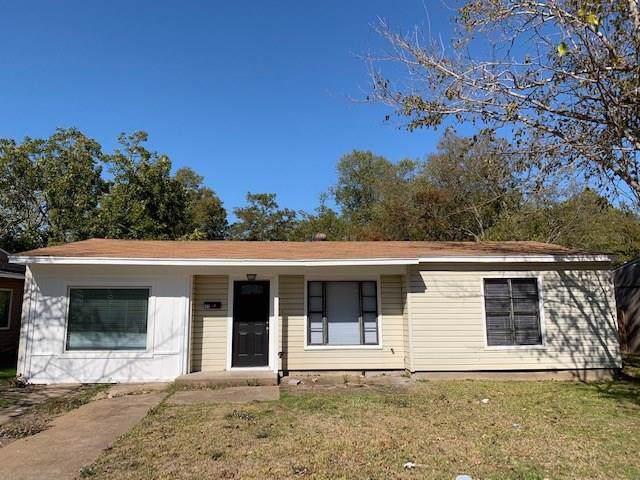 822 Highland Drive, Grand Prairie, TX 75051 (MLS #14221167) :: The Hornburg Real Estate Group