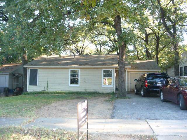 4620 Marsalis Street, Fort Worth, TX 76117 (MLS #14221346) :: RE/MAX Town & Country