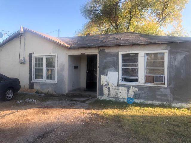 4400 Baylor Street, Fort Worth, TX 76119 (MLS #14221415) :: RE/MAX Town & Country