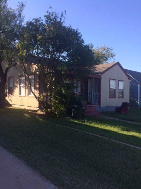 326 Meander Street, Abilene, TX 79602 (MLS #14222223) :: RE/MAX Town & Country