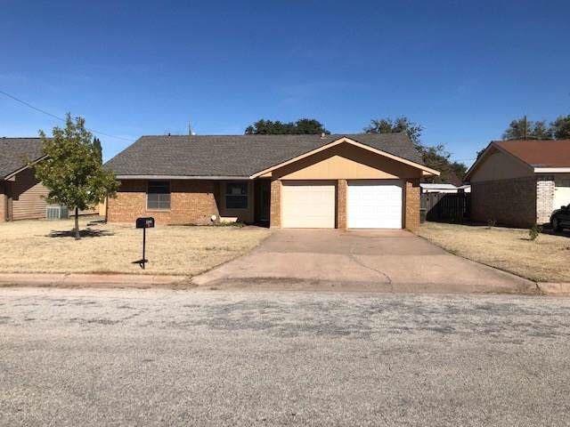 5242 Fairmont Street, Abilene, TX 79605 (MLS #14222697) :: The Chad Smith Team