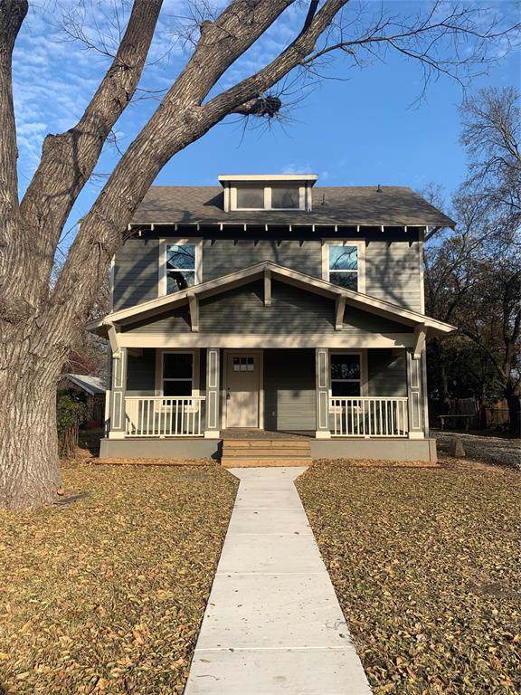 1307 N Cleveland Avenue, Sherman, TX 75090 (MLS #14222734) :: Potts Realty Group