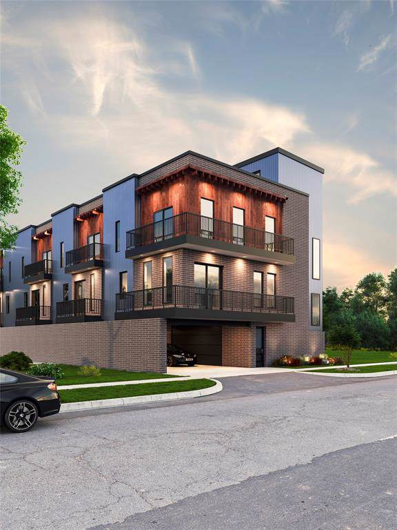 422 W 9th Street #102, Dallas, TX 75208 (MLS #14222780) :: Van Poole Properties Group
