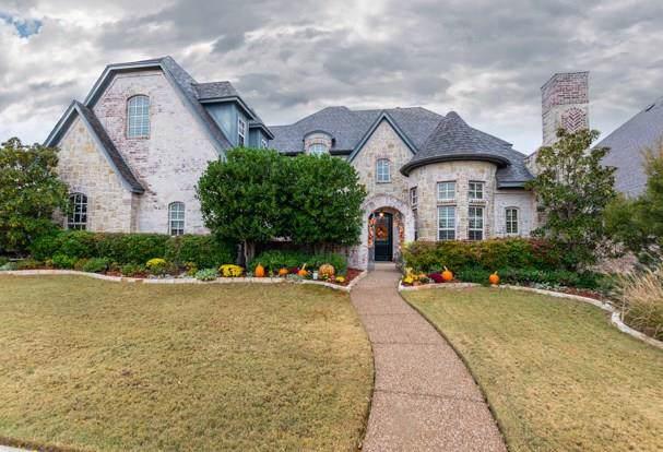 4524 Knoll Ridge Drive, Fort Worth, TX 76008 (MLS #14222925) :: Tenesha Lusk Realty Group