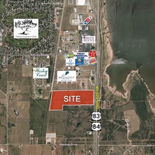 6950 Hwy 83-84, Abilene, TX 79606 (MLS #14223059) :: The Kimberly Davis Group
