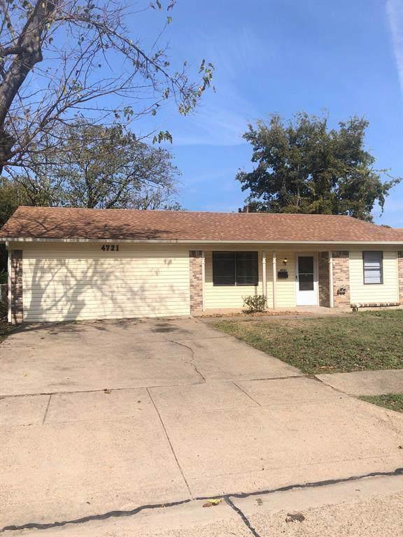 4721 Bucknell Drive, Garland, TX 75042 (MLS #14224277) :: Vibrant Real Estate