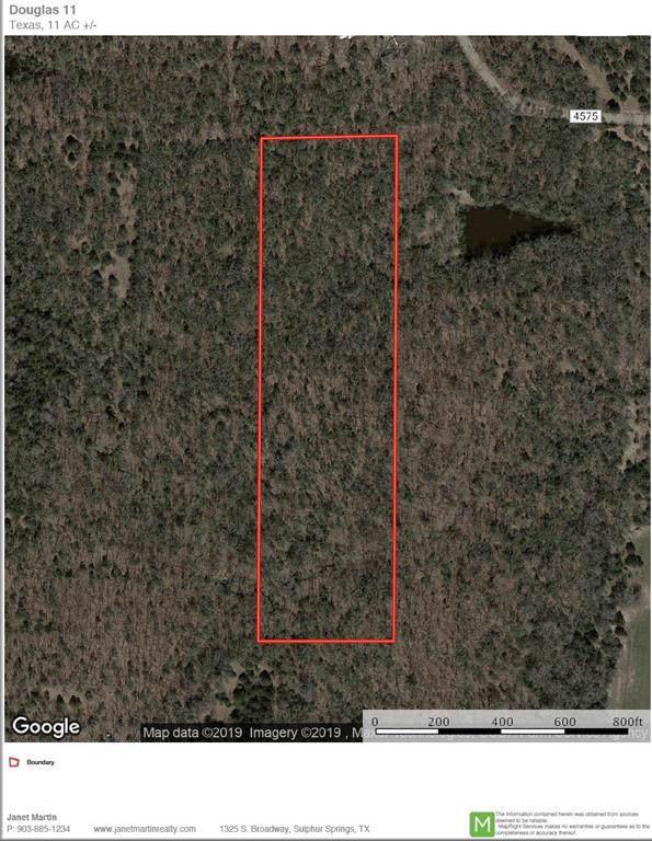 tbd County Road 4583, Dike, TX 75437 (MLS #14225128) :: Dwell Residential Realty